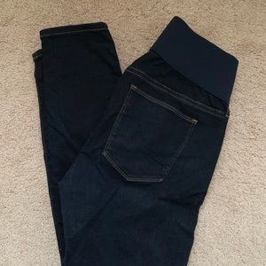Gap Maternity Jeans - Dark Wash